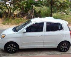 Gia đình bán ô tô Kia Morning Van 2009, màu trắng số tự động giá 175 triệu tại Hà Nội