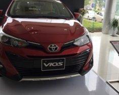Bán Toyota Vios 2019 đủ màu, tặng ngay bảo hiểm thân vỏ và đầu dvd và camera lùi chính hãng, lh: 0964898932 giá 569 triệu tại Hà Nội