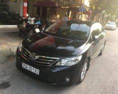 Chính chủ bán Toyota Corolla altis đời 2011, màu đen giá 470 triệu tại Hà Nội