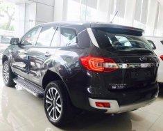 Cần bán xe Ford Everest Titanium 2.0L 4x4 AT 2018, màu đen, nhập khẩu giá 1 tỷ 399 tr tại Tp.HCM