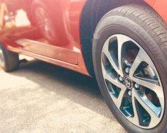 Bán xe Toyota Wigo sản xuất 2018, màu đỏ, nhập khẩu, 345tr giá 345 triệu tại Hà Nội