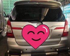 Bán ô tô Toyota Innova 2.0G đời 2015, màu bạc ít sử dụng giá 620 triệu tại BR-Vũng Tàu