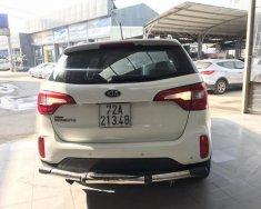 Bán Kia New Sorento Gath 2.4 AT máy xăng, số tự động, màu trắng camay, sản xuất 2015, gốc Sài Gòn, lăn bánh 28000km giá 776 triệu tại Tp.HCM
