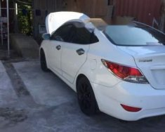 Cần bán lại xe Hyundai Accent đời 2011, màu trắng giá 355 triệu tại Quảng Nam