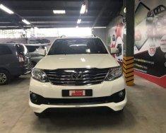 Cần bán gấp Toyota Fortuner TRD sản xuất 2015, màu trắng số tự động giá 920 triệu tại Tp.HCM