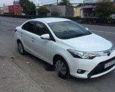 Kẹt tiền bán Toyota Vios đời 2017, màu trắng, giá 550tr giá 550 triệu tại Tp.HCM
