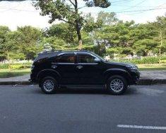 Bán xe Toyota Fortuner năm sản xuất 2012, màu đen xe gia đình giá 650 triệu tại Tp.HCM