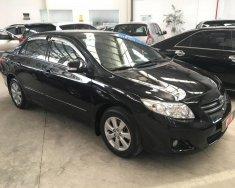 Cần bán xe Toyota Corolla Altis 1.8 năm sản xuất 2009, màu đen giá 490 triệu tại Tp.HCM