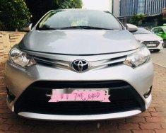Bán xe Toyota Vios E MT đời 2016, màu bạc số sàn giá cạnh tranh giá 456 triệu tại Hà Nội