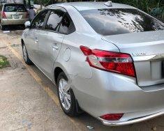 Bán ô tô Toyota Vios 1.5G sản xuất 2017, màu bạc, giá 570tr giá 570 triệu tại Tp.HCM