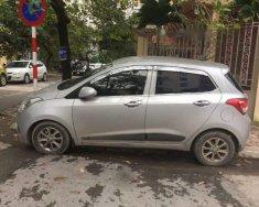 Cần bán lại xe Hyundai Grand i10 năm sản xuất 2015, màu bạc giá cạnh tranh giá 378 triệu tại Hà Nội