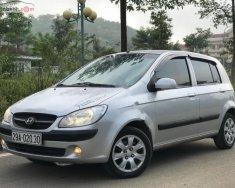 Bán ô tô Hyundai Getz 1.1 MT năm sản xuất 2010, màu bạc, nhập khẩu giá 225 triệu tại Hà Nội