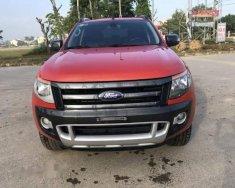Bán Ford Ranger Wildtrak 2.2 đời 2014, màu đỏ giá 560 triệu tại Nghệ An