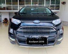 Bán Ford Ecosport Titanium sản xuất 2016, màu đen độ nhiều đồ giá 550 triệu tại Hải Dương