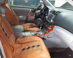 Bán ô tô Toyota Highlander đời 2007, màu bạc số tự động, giá tốt giá 695 triệu tại Tp.HCM