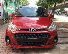 Chính chủ bán Hyundai Grand i10 đời 2017, màu đỏ giá 365 triệu tại Hà Nội