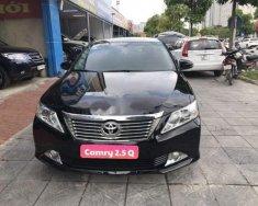 Bán ô tô Toyota Camry 2.5Q sản xuất 2012, màu đen giá 825 triệu tại Hà Nội