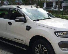 Bán Ford Ranger Wildtrak 3.2L 4x4 đời 2017, màu trắng số tự động giá 780 triệu tại Vĩnh Phúc