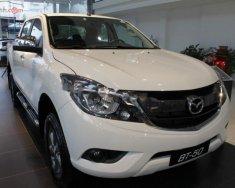 Cần bán Mazda BT 50 4x4 MT 2018, màu trắng, nhập khẩu giá cạnh tranh giá 655 triệu tại Quảng Nam
