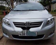Cần bán lại xe Toyota Corolla altis sản xuất 2010, màu bạc giá 399 triệu tại Đà Nẵng