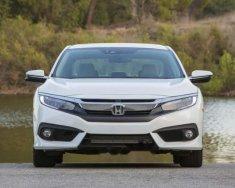 Bán xe Honda Civic sản xuất 2018, màu trắng, nhập khẩu nguyên chiếc Thái Lan giá 763 triệu tại Đà Nẵng