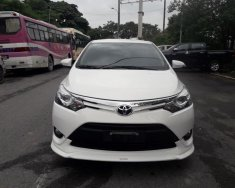 Bán xe Toyota Vios TRD Sportivo năm 2018, màu trắng giá 559 triệu tại Hà Nội