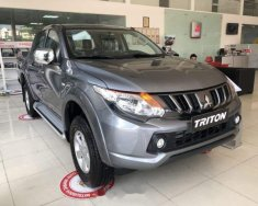 Cần bán Mitsubishi Triton sản xuất 2018, màu xám, nhập khẩu  giá 555 triệu tại Đà Nẵng