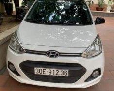 Chính chủ bán Hyundai Grand i10 1.2AT đời 2017, màu trắng giá 415 triệu tại Hà Nội