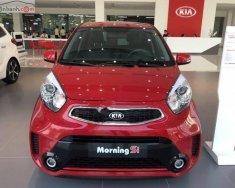 Cần bán Kia Morning Si MT đời 2018, màu đỏ, 343 triệu giá 343 triệu tại Hà Nội