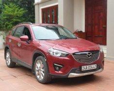 Bán Mazda CX 5 năm sản xuất 2014, màu đỏ chính chủ giá 690 triệu tại Bắc Ninh