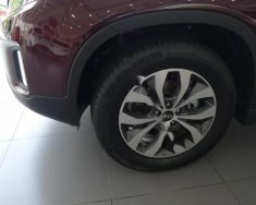 Bán Kia Sorento GAT sản xuất 2018, màu đỏ giá 799 triệu tại Hà Nội