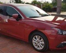 Chính chủ bán Mazda 3 sản xuất 2017, màu đỏ giá 640 triệu tại Bắc Giang