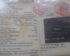 Bán Fiat Tempra sản xuất 1996, màu xanh lam  giá 40 triệu tại Bắc Ninh