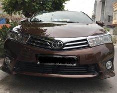 Cần bán xe Toyota Corolla Altis đời 2015 màu cà phê sữa, giá chỉ 665 triệu, xe cực đẹp, cực chất giá 665 triệu tại Hải Dương