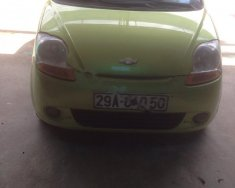 Cần bán lại xe Chevrolet Spark năm sản xuất 2008, màu xanh  giá 105 triệu tại Hưng Yên
