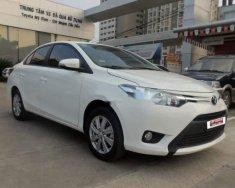 Bán xe Toyota Vios E sản xuất năm 2018, màu trắng   giá 540 triệu tại Hà Nội