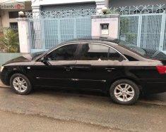 Bán Hyundai Sonata sản xuất 2009, màu đen, nhập khẩu giá 335 triệu tại Tp.HCM