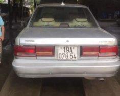 Bán xe Toyota Camry 1990, màu bạc, xe nhập, giá 55tr giá 55 triệu tại Hà Nội