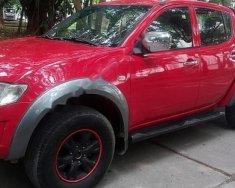 Cần bán Mitsubishi Triton AT năm sản xuất 2009, màu đỏ, xe nhập giá 335 triệu tại Hà Nội