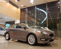 Bán xe Ford Focus Sport 1.5L đời 2018, màu nâu giá cạnh tranh giá 730 triệu tại Tp.HCM