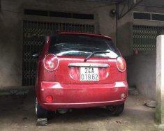 Bán ô tô Chevrolet Spark đời 2009, màu đỏ, giá 110tr giá 110 triệu tại Lào Cai