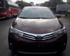 Bán xe Toyota Corolla altis 1.8G AT đời 2014, màu nâu giá 655 triệu tại Hà Nội
