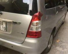 Cần bán xe Toyota Innova năm sản xuất 2013, màu bạc giá 530 triệu tại Hà Nội