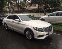 Cần bán Mercedes C250 EX đời 2016, màu trắng, nhập khẩu nguyên chiếc giá 1 tỷ 425 tr tại Hà Nội
