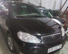 Cần bán xe Toyota Corolla Altis năm 2001, màu đen giá 185 triệu tại Tiền Giang