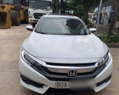 Cần bán xe Honda Civic sản xuất 2017, màu trắng giá 895 triệu tại Tp.HCM