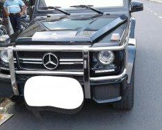 Bán xe Mercedes G63 năm 2014, màu đen, nhập khẩu giá 7 tỷ 590 tr tại Hà Nội