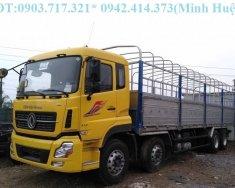 Giá xe tải DongFeng YC310(17T9 - 17.99T) DongFeng Hoàng Huy YC310 8*4 - 4 chân giá 1 tỷ 275 tr tại Bình Dương