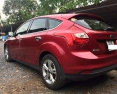 Bán Ford Focus 2014 1.6 AT màu đỏ, còn rất mới và zin từng con ốc giá 590 triệu tại Tp.HCM