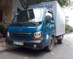 Cần bán xe cũ Kia K2700 đời 2006, màu xanh lam giá 110 triệu tại Bắc Giang